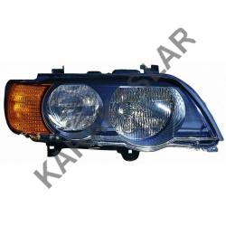 BMW E53 X5 SERİSİ FAR SAĞ 2000-2003