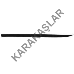 MERCEDES M CLASS W163 ÖN TAMPON ALT KAŞI SOL 2001-2005