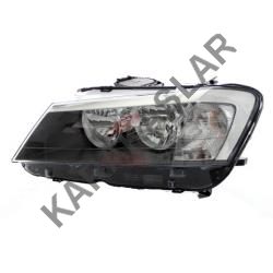 BMW F25 X3 SERİSİ FAR XENON ADAPTİVE SOL 2011-2014